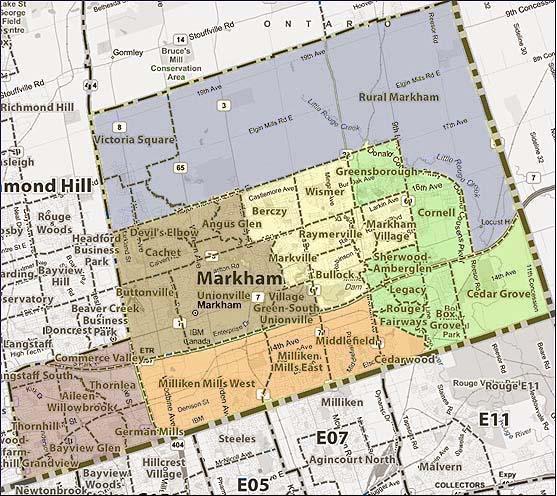 Markham Map 4